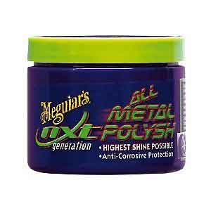 MEGUIARS NXT ALL METAL POLYSH