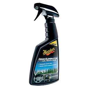 MEGUIARS CAR ODOR ELIMINATOR