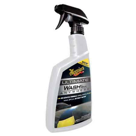 Meguiars Ultimate Waterless Wash & Wax