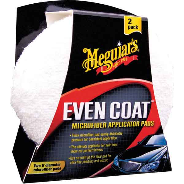 Meguiars Even Coat Applicator Pads 2-Pack
