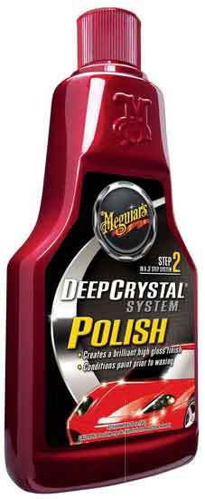 MEGUIARS DEEP CRYSTAL POLISH