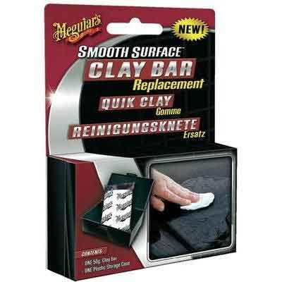 MEGUIARS SMOOTH SURFACE CLAY BAR REPLACEMENT