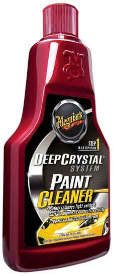 MEGUIARS STEP 1 DEEP CRYSTAL PAINT CLEANER