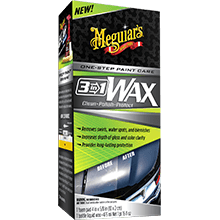 MEGUIARS 3-IN-1 WAX