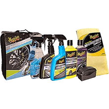 MEGUIARS DELUXE CAR CARE KIT V2