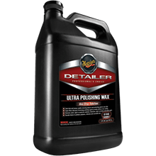 MEGUIARS DETAILER ULTRA POLISHING WAX 3780ML - PROFESSIONALS ONLY
