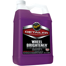 MEGUIARS DETAILER WHEEL BRIGHTENER 3780ML - PROFESSIONALS ONLY