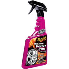 MEGUIARS HOT RIMS WHEEL & TYRE CLEANER